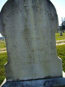 Agnes C <i>Amadon</i> Newton