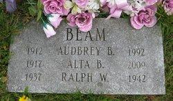 Alta Bernice <i>Alley</i> Beam