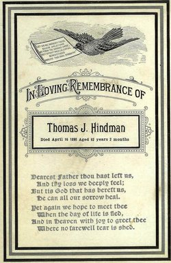 Thomas James Hindman