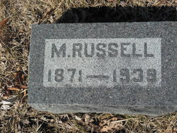 Marion Russell Russell Rittenhouse