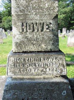 Zimri Howe