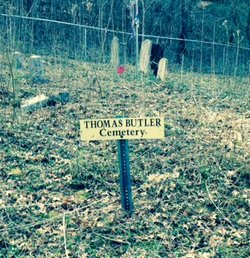 Thomas Butler Family Cemetery