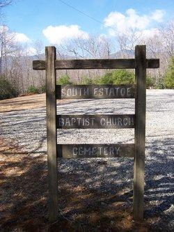 South Estatoe Baptist Church Cemetery