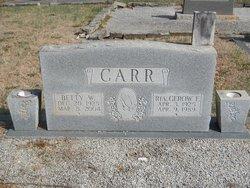 Betty <i>Wilford</i> Carr