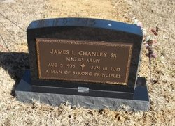 James Leroy Chanley, Sr