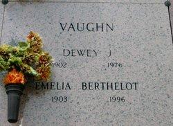 Emelia <i>Berthelot</i> Vaughn