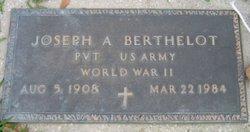 Joseph A Berthelot