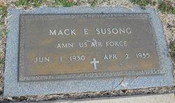 Mack Eugene Gene Susong
