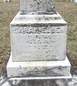 Sarah Ellen Bradley