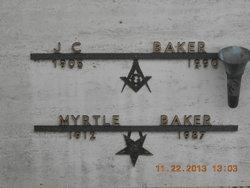 J C Baker