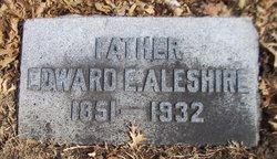 Edward E. Aleshire