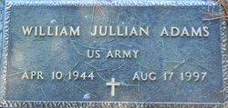 William Jullian Adams