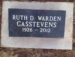 Ruth D. Warden Casstevens