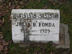 Julia B Fonda