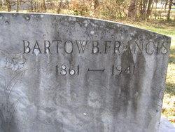 Bartow B. Francis