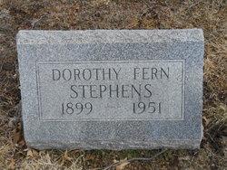 Dorothy Fern <i>Bennett</i> Stephens