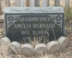 Amelia Bernard