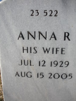 Anna R Whitney