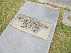 Alvin J. Akins, Sr