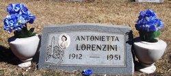 Antonietta <i>Vieri</i> Lorenzini