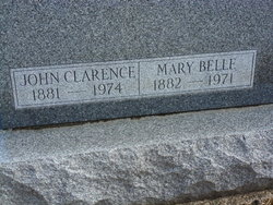 Mary Belle <i>Marshall</i> Begg