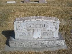 May E. <i>Gundy</i> Booth