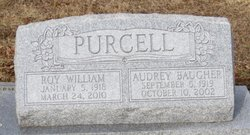 Audrey M <i>Baugher</i> Purcell