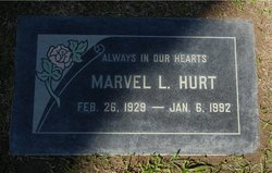 Marvel Louise <i>Pickering</i> Hurt
