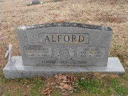 George Lucille Alford Hudgings