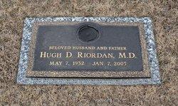 Dr Hugh Desaix Riordan