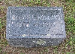 Calvin Leavitt Howland