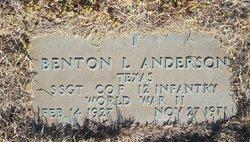 Benton Lohne Anderson