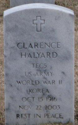 Clarence Halyard