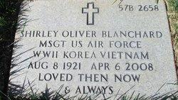Shirley Oliver Doc Blanchard
