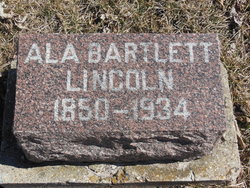 Ala <i>Bartlett</i> Lincoln