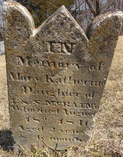 Mary Katherine McBain