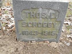 Thomas Edmund Scroggy