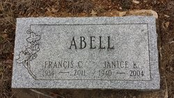 Francis C Johnny Abell
