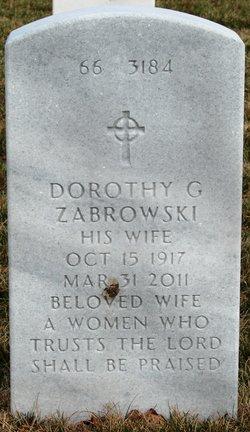 Dorothy <i>Zabrowski</i> Cheshire