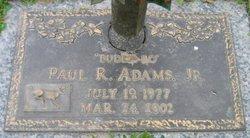 Paul R. Adams, Jr