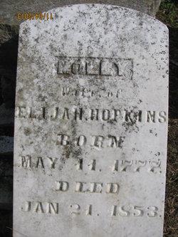 Molly <i>Lyons</i> Hopkins