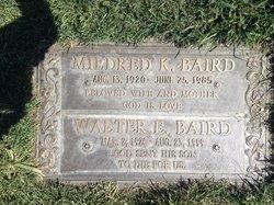 Mildred Kathryn <i>Meadows</i> Baird