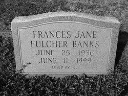 Frances <i>Fulcher</i> Banks