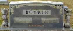 Gladys D. <i>Beavers</i> Boykin