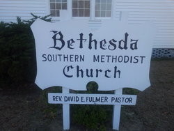 Bethesda Southern Methodist Church Cemetery
