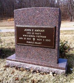 John Edward Amnah