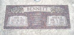 Fern <i>Flint</i> Bennett