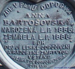 Anna <i>Svoboda</i> Bartosovsky