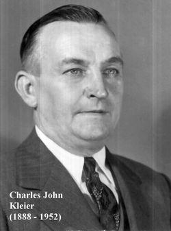 Charles John Duckie Kleier