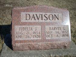 Fidelia Jane <i>Taylor</i> Davison